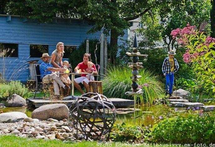 Ferienwohnung Erlebnisgarten