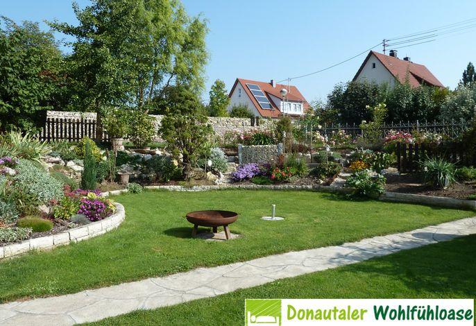Donautaler Wohlfühloase - Gartenanlage