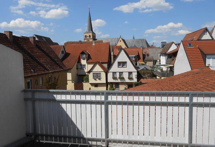 Main(schlaf)erlebnis (Karlstadt)