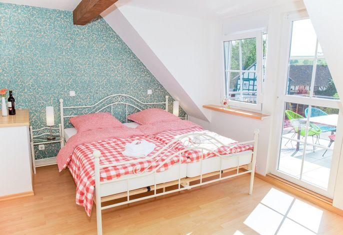 Rapunzel - Schlafzimmer