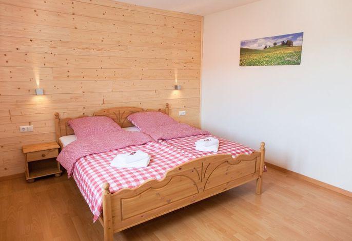 Froschkönig - Schlafzimmer