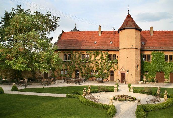 Willkommen in Wörners Schloss