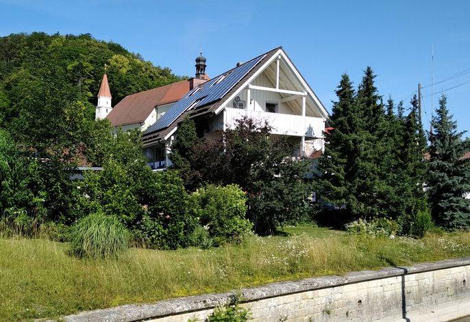 Ferienwohnungen am historischen Ludwigskanal
