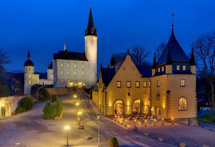 Schloss Purschenstein - Remise