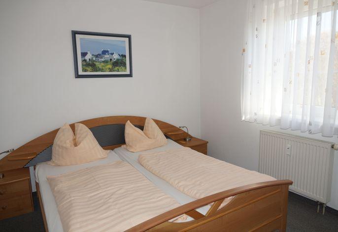 Schlafzimmer 2-Zi-Appartement