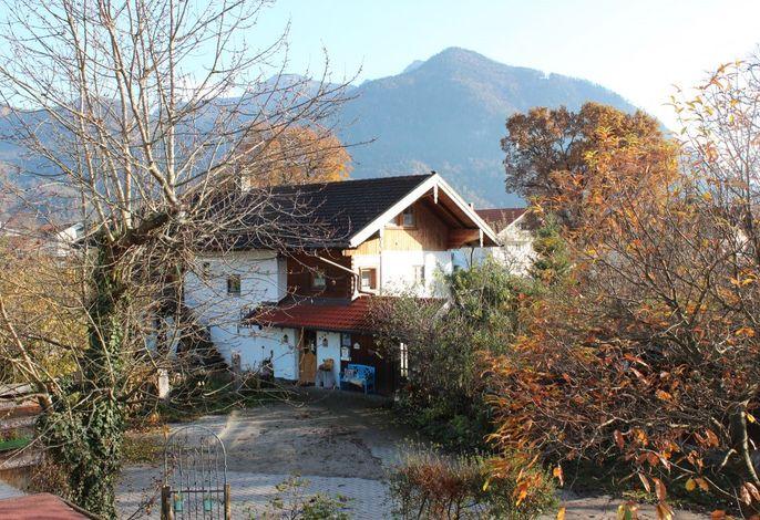 Das Zuhaus mit Bergblick