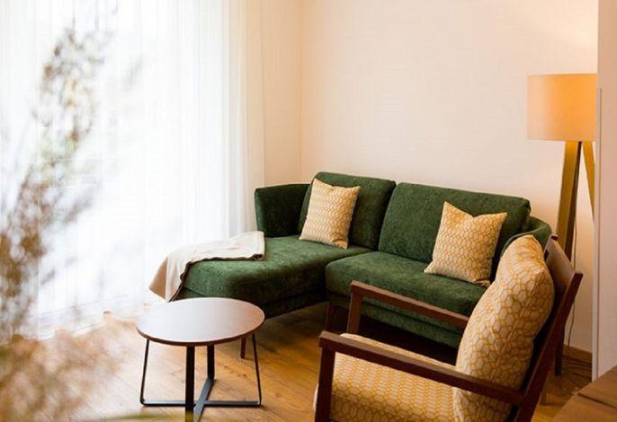 Fewo Bannwald - Wohnzimmer