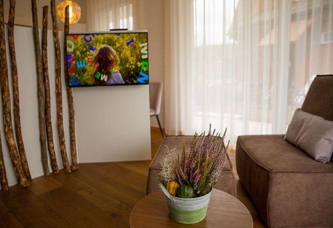 Fewo Bergsee - Wohnzimmer