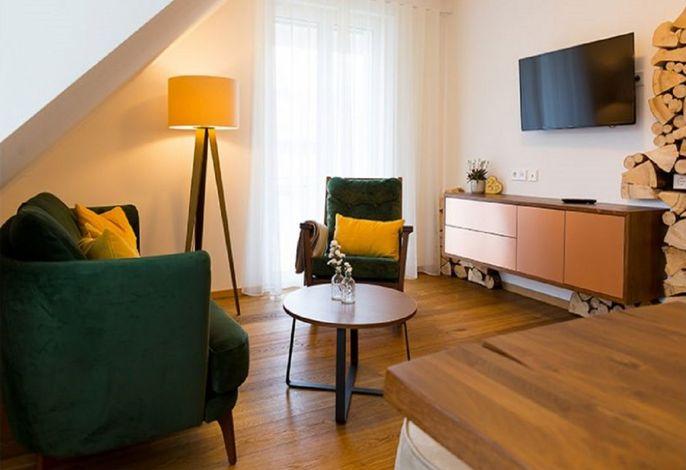 Fewo Tannenspitzen - Wohnzimmer