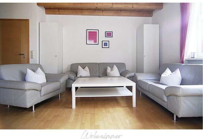 Marienburg - Wohnzimmer