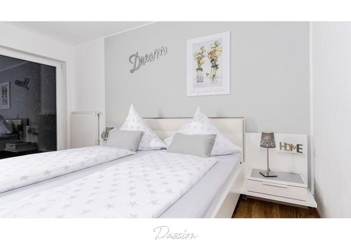 Passion - Schlafzimmer
