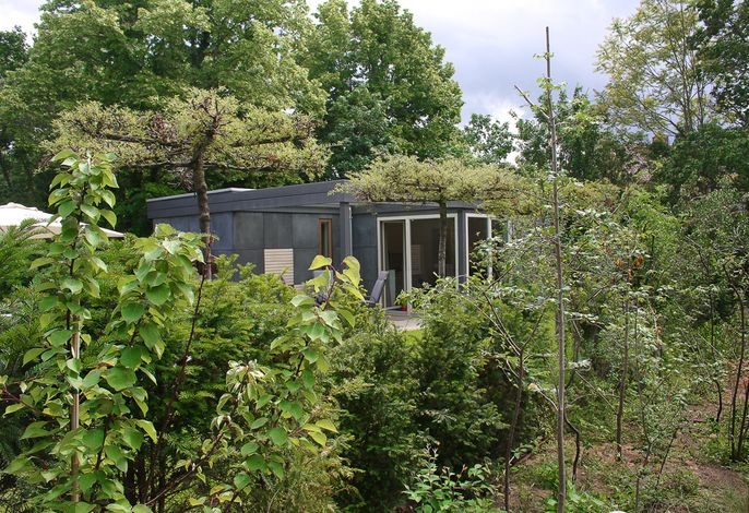 Cube House - Ferienhaus in Franken