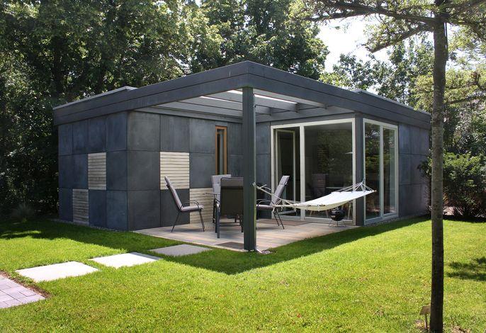 Cube House - Ferienhaus in Franken, Tiny House