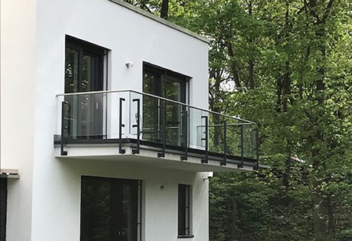Ferienhaus am Park am Röhrensee