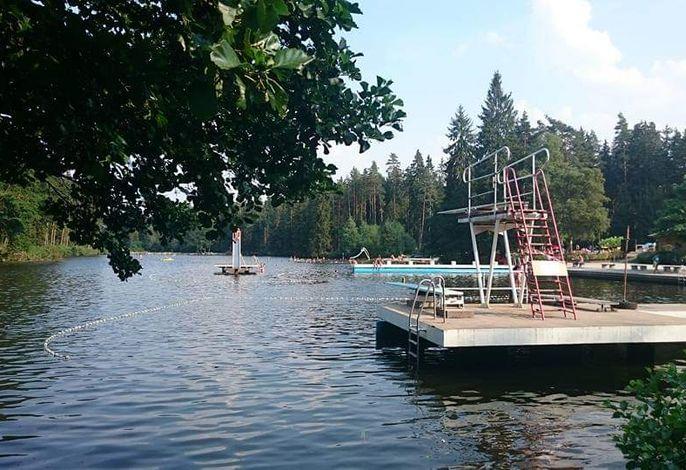 Waldbad Langer Teich