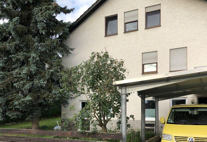 Burgauer Fewo Gebäudefront