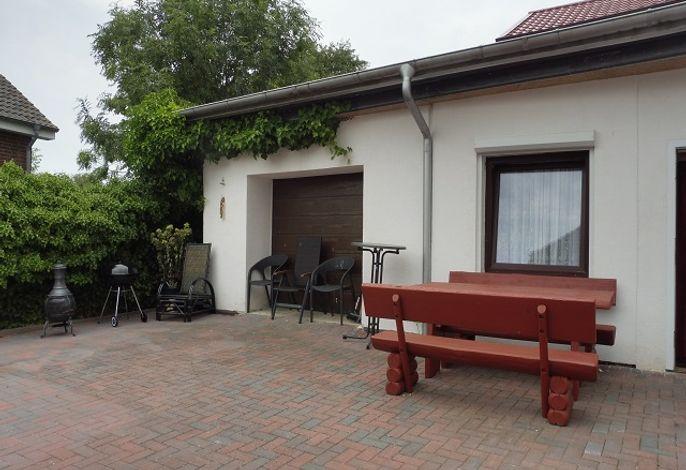 Terrasse/Hinterhof