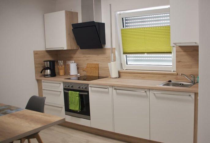 Ferienwohnung Jurastein - Küche