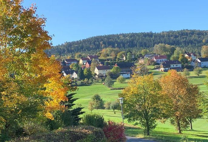 Hillstett im Herbst