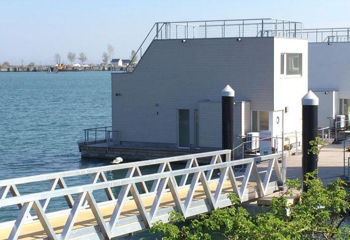 Schwimmendes Haus ANTARES ONE