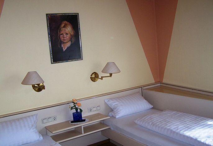 Gasthof Engel Steinbach - Zweibettzimmer 15