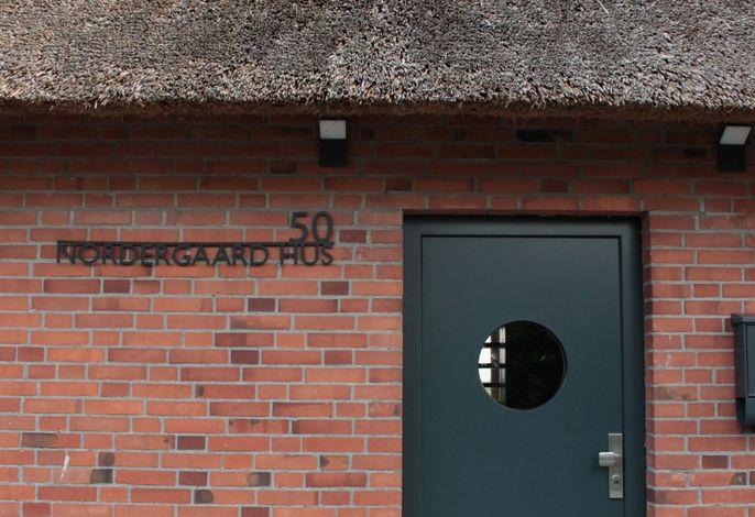 Nordergaard Hus Eingang