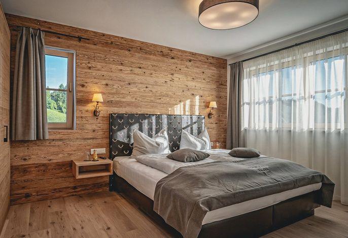 Unterthalblick - Schlafzimmer