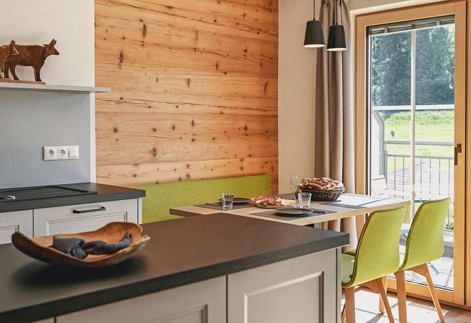 Oberthalblick - Küche