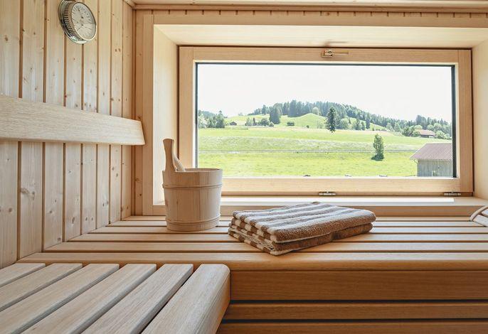 Hochgrat - Sauna