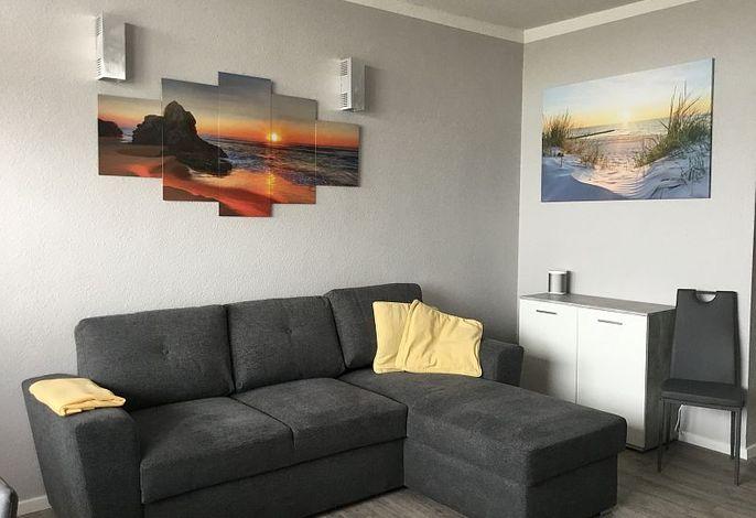 Heller Wohnbereich