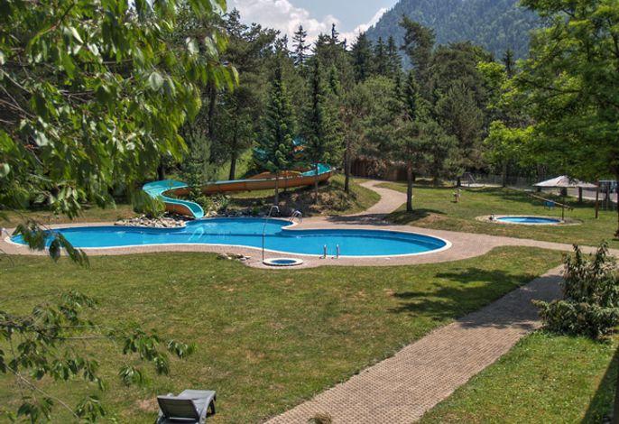 Hotel Grüsch Schwimmbad