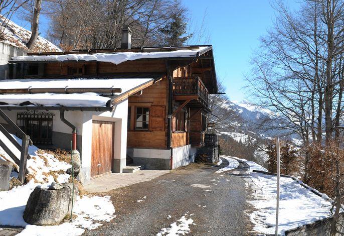 Fuchshalde Winter