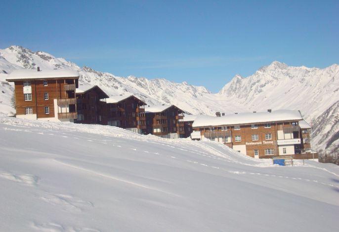 Alpine Village Lauchernalp Resort