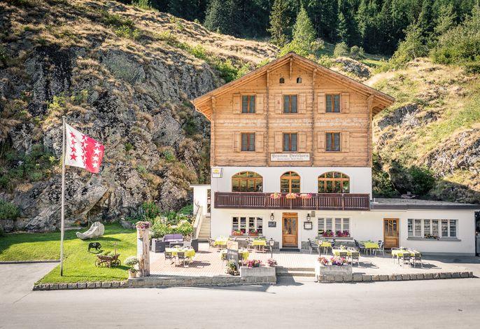 Swiss Mountain Lodge