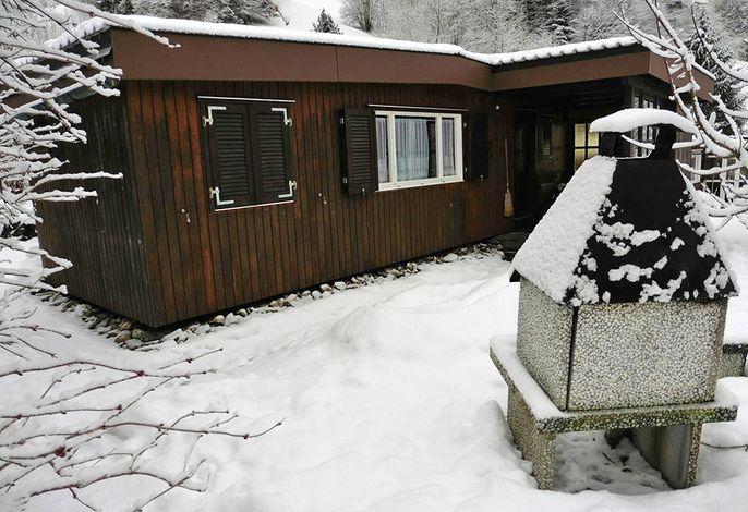Reihen-Ferienhaus Trockli