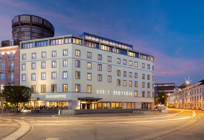 Hotel Victoria Aussenansicht