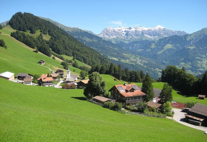 Stirnimann-Gemsch Sommer Valzeina