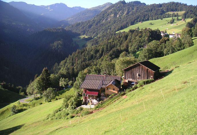 Stirnimann-Gemsch Aussenansicht Sommer