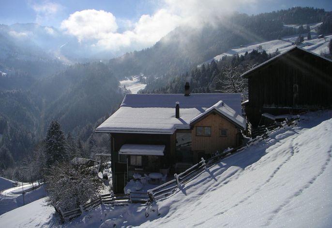 Stirnimann-Gemsch Aussenansicht Winter