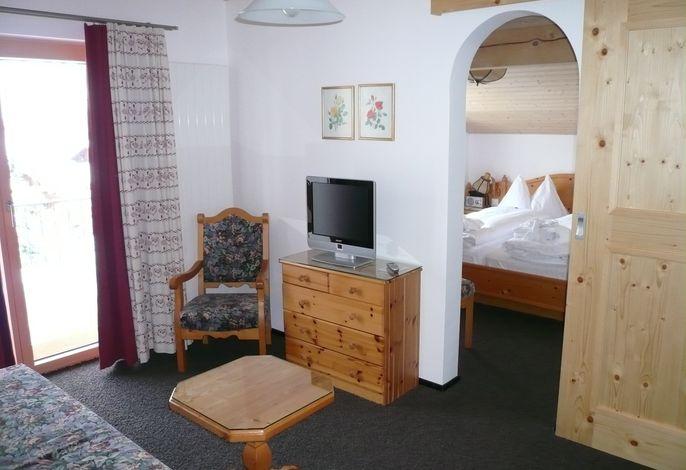 Zimmerbeispiel Dreibettzimmer