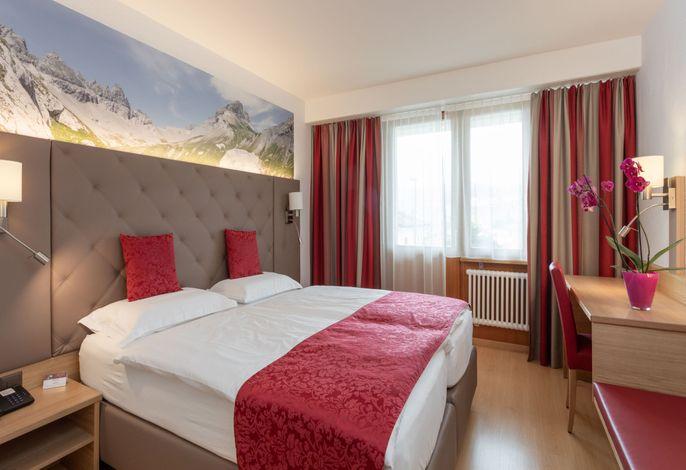 Alpin Doppelzimmer