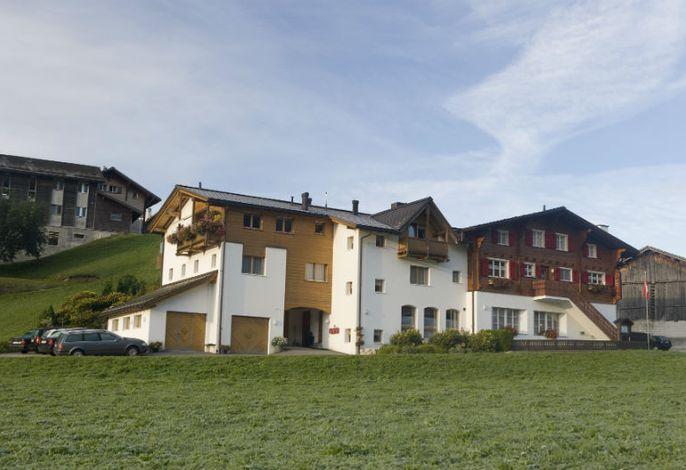 Hotel Vincenz, Aussenansicht Sommer