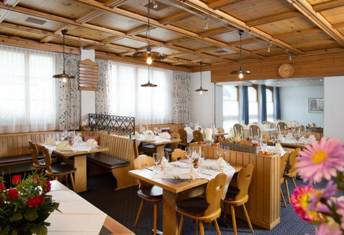 Hotel Vincenz, Restaurant