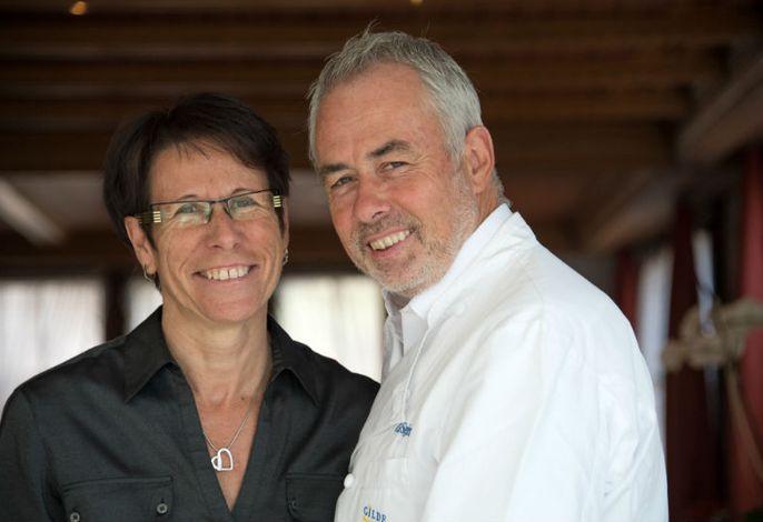 Corina & Guido Sgier - Gastgeber