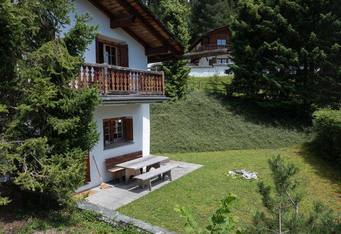 Haus 3 und Garten