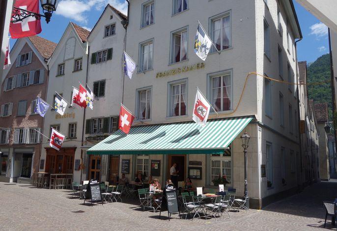 Aussenansicht Hotel & Restaurant