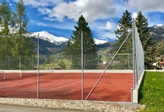 A414 Tennisplatz