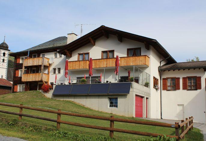 Hotel Péz Regina Lumbrein Südseite