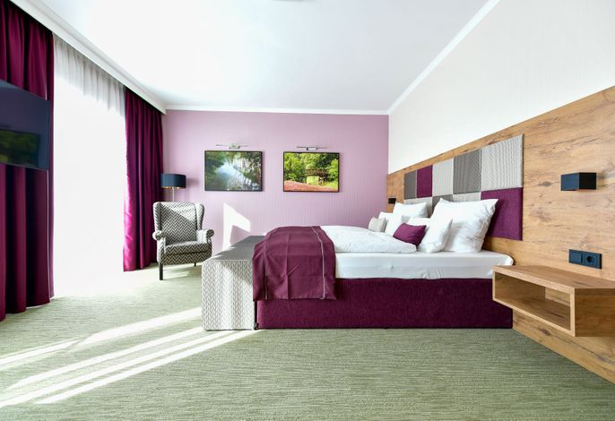 Doppelzimmer Betten