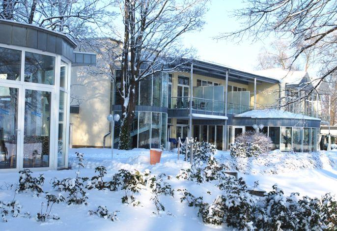 Hotel Bollmannsruh im Winter